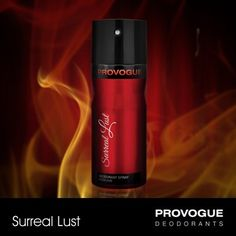 Show your inner animal with Provogue's Surreal Lust! With aromatics that exude your sensuality, the Deo is perfect if you want to start a movement - for you!
