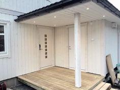 inngangsparti - Google-søk Garage Doors, Outdoor Decor, Home Decor, Decoration Home, Room Decor, Home Interior Design, Carriage Doors, Home Decoration, Interior Design
