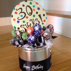 Cute 30th Birthday idea