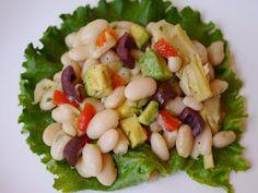 Mediterranean Great Northern Beans
