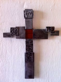 Another version of the Byzantine cross.