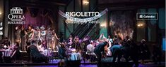 Little things: A night to the opera - Rigoletto by Giuseppe Verdi...