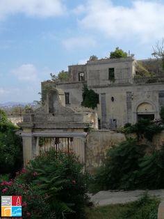 Ex-Carcere borbonico a Terramurata, già Palazzo Innigo D'Avalos (Procida)