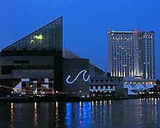 National Aquarium, Baltimore, Maryland