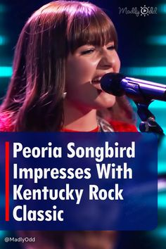 """Jules is a self-professed stage-name of a performer who may go further than any of us can imagine. At just fifteen-years-old, the singer has talent far outreaching her age, amazing the coaches and audience with an inspiring cover of """"Ain't No Rest for the Wicked."""" You've never heard the Kentucky rock classic sung with so much soul - what a remarkable blind audition. #Jules #Music #TheVoice"""