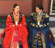 Korean Traditional Dress, Traditional Fashion, Traditional Dresses, Hyuna Fashion, Korea Dress, Aesthetic Korea, Korean Hanbok, Korean Art, Hanfu