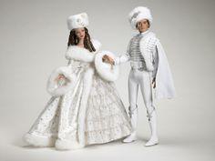 Pearl wedding. Tonner Barbie doll