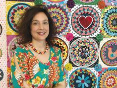 Read about award-winning quilter, Rachaeldaisy. Link to my article from issue 85 of Quilters Companion magazine.