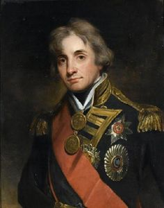 Horatio Nelson  George Peter Alexander Healy (1813 – 1894)