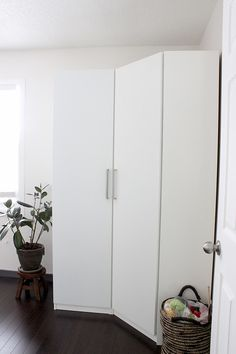 pax system corner wardrobe - Google Search