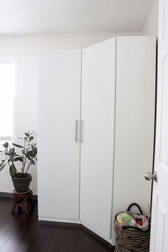 pax system corner wardrobe - Google Search