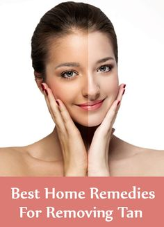 5 Best Home Remedies For Removing Tan
