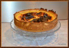 Flan parisien - La cuisine de Lilly Christophe Felder, Pie, Desserts, Food, Kitchens, Sweet Treats, Recipes, Thermomix, Torte