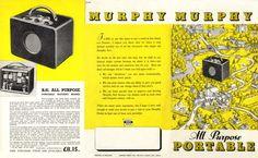 Radio Map - Murphy Radio