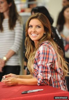 Audrina Hair Color-Umm yes please!
