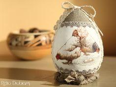 Gallery.ru / Фото #104 - Декор пасхальных яиц - shtushakutusha