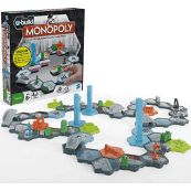 U-Build Monopoly, with hexagonal property spaces that snap together Board Games For Couples, Family Board Games, Family Boards, Preschool Board Games, Kindergarten Games, Monopoly Board, Monopoly Game, Games For Toddlers, Games For Teens