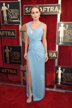 SAG Awards 2016: Best Dressed of the Night - Brie Larson-Wmag