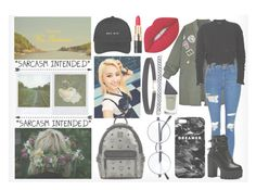 Sistar Bora Inspired by adnqmu on Polyvore featuring polyvore fashion style adidas Originals WithChic Topshop MCM Humble Chic Wet Seal Mr. Gugu & Miss Go Lime Crime Bobbi Brown Cosmetics GUiSHEM Polaroid clothing