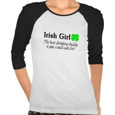 >>>The best place          	Irish Girl The Best Drinking Buddy A Guy Could Tee Shirts           	Irish Girl The Best Drinking Buddy A Guy Could Tee Shirts in each seller & make purchase online for cheap. Choose the best price and best promotion as you thing Secure Checkout you can trust Buy best...Cleck Hot Deals >>> http://www.zazzle.com/irish_girl_the_best_drinking_buddy_a_guy_could_tshirt-235467211635013654?rf=238627982471231924&zbar=1&tc=terrest
