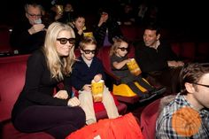 #Actress Aviva Drescher #ditlo photography by Rebecca Greenfield #movie #screening #popcorn #family #kids #marriage #fun #housewives