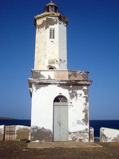 Dona Maria Pia Lighthouse, Cape Verde