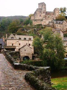 Castle Belcastel ~ Aveyron, France