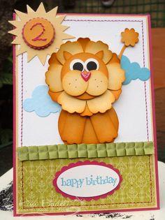 Kim's Stamping Spot: JAI 136 Just add children's/kids cards
