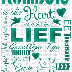 Kombuis A4-14 A4, Stencils, Craft Projects, Bullet Journal, Hobbies, Crafts, Painting, Manualidades, Painting Art