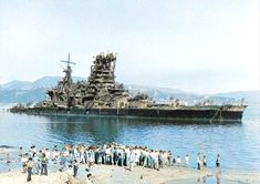Pearl Harbour Attack, Imperial Japanese Navy, Naval History, Navy Ships, Battleship, World War Ii, Wwii, Dolores Park, Funny Pictures