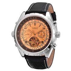 $23.77 (Buy here: https://alitems.com/g/1e8d114494ebda23ff8b16525dc3e8/?i=5&ulp=https%3A%2F%2Fwww.aliexpress.com%2Fitem%2F2016-hot-sale-JARGAR-Male-s-Luxury-Watch-Men-Tourbillion-Automatic-Mechanical-Watch-Wristwatch-Multifunctional-Watch%2F32655044916.html ) 2016 hot sale JARGAR Male's Luxury Watch Men Tourbillion Mechanical Watch Wristwatch Multifunctional Watch Leather for just $23.77