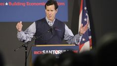 Photo #30 #prezpix #prezpixrs 3/6/2012 Rick Santorum Election AP Photo/Eric Gay