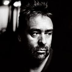 "Luc Besson. ""I'm always attracted by people who are lost in their time. I think it helps us."""