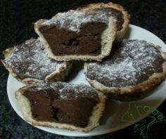 Brioșe Extaz de ciocolată Muffin, Low Carb, Gluten Free, Breakfast, Desserts, Recipes, Fat, Dukan Diet, Glutenfree