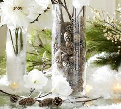 Elegant Table Centerpiece Ideas For Christmas 2013  (29)