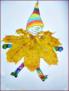 Sonbahar Etkinliği - Scold Tutorial and Ideas Autumn Crafts, Fall Crafts For Kids, Autumn Art, Nature Crafts, Diy For Kids, Christmas Crafts, Kids Crafts, Arts And Crafts, Autumn Activities