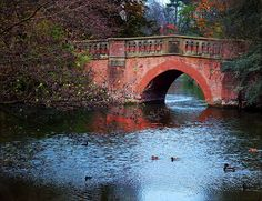 Cannon Hill Park, Birmingham, England