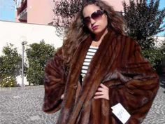 mink fur coat 851
