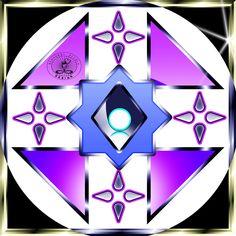 """design moderno: Logo complesso decorativo: """" floreale geometrico """"..."""
