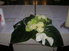 bruidswerk - deco altaar - flowered by falenopsis boechout