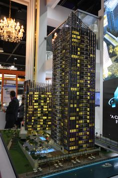 Our Model Making projects  for Cityscape , the larges Real Estate Show in Dubai #cityscapeglobal #crystaltowers #dubaimarina #scalemodels #3drmodels