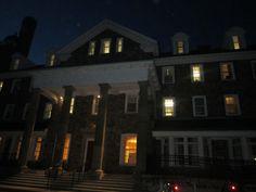 Dalhousie university dorms in Halifax, NS