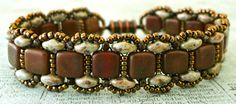 Tweaked Toying with Tiles bracelet on Linda's Crafty Inspirations blog                                                                                                                                                                                 More