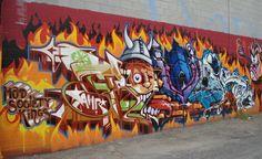 los angeles graffiti - Google Search