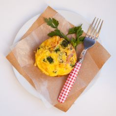 FABULOUSLY EASY EGG MUFFINS  Serves 1  Delicious and easy to make breakfast egg muffins.  INGREDIENTS  2 eggs per giant muffin tin space1 tbs cream per giant muffin tin	spaceHimalayan salt & freshly ground black pepper to season  FILLINGS OF YOUR CHOICE  Baby tomatoes + fetaLightly steamed broccoli + Ham  INSTRUCTIONS  Preheat the oven to 180 degrees. Grease the muffin tin you are going to use (the giant ones work best for me).  Crack 2 eggs into a mug and pour in cream, salt and pepper…