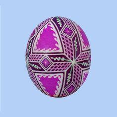 Unique Ukrainian Easter Egg Pysanky by Janseggs | eBay