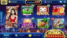 Mega888 2020 - Free Download Apk IOS | Register Login ID Mega888 Free Casino Slot Games, Online Casino Games, Online Casino Slots, Best Online Casino, Online Casino Bonus, Free Games, Online Gambling, Online Games, Play Free Slots