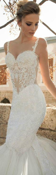 Wedding Dress for Little Mermaid of course Galia Lahav Bridal Spring 2015 | LBV ♥✤