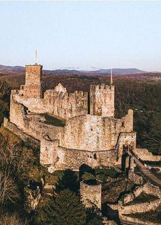 Burg Rötteln 🇩🇪