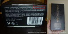 Como sabes si tiene aceite de argán? lee a etiqueta